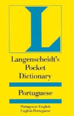 Langenscheidt's Pocket Dictionary Portugese - Langenscheidt Publishers (Creator)