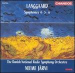 Langgaard: Symphonies Nos. 4, 5, 6