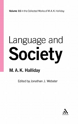 Language and Society - Halliday, M A K