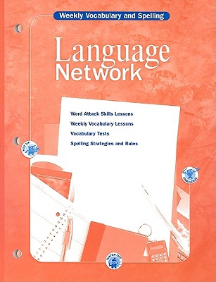 Language Network: Weekly Vocabulary and Spelling - McDougal Littell (Creator)