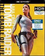 Lara Croft Tomb Raider: The Cradle of Life-SteelBook[Dig Copy][4K Ultra HD Blu-ray][Only@Best Buy]