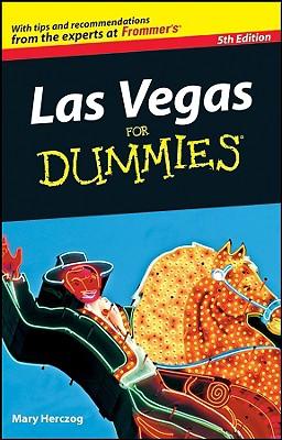 Las Vegas for Dummies - Herczog, Mary