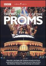 Last Night of the Proms - Brian Large