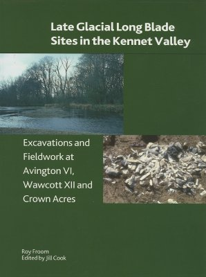 Late Glacial Long Blade Sites in the Kennet Valley: Excavations and Fieldwork at Avington VI, Wawcott XII and Crown Acres - Froom, Roy, and Cook, Jill (Editor)