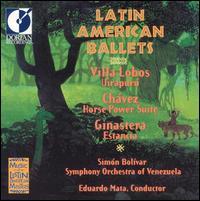 Latin American Ballets - Simón Bolívar Symphony Orchestra of Venezuela; Eduardo Mata (conductor)
