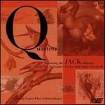 Laura Schwendinger: Quartets