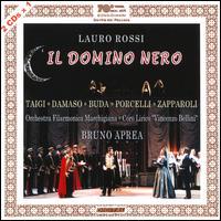 Lauro Rossi: Il Domino Nero - Alessandra Zapparoli (vocals); Chiara Taigi (vocals); Luis Damaso (vocals); Mario Buda (vocals); Michele Porcelli (vocals);...