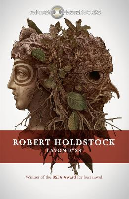 Lavondyss - Holdstock, Robert