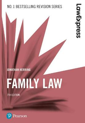 Law Express: Family Law - Herring, Jonathan