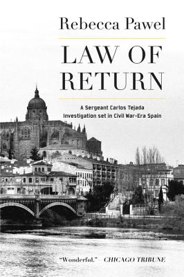 Law of Return - Pawel, Rebecca