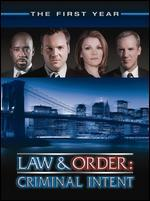 Law & Order: Criminal Intent: Season 01
