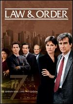 Law & Order: The Seventh Year [5 Discs] -