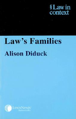 Law's Families - Diduck, Alison, Ms.