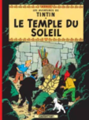 Le Temple Du Soleil - Herge