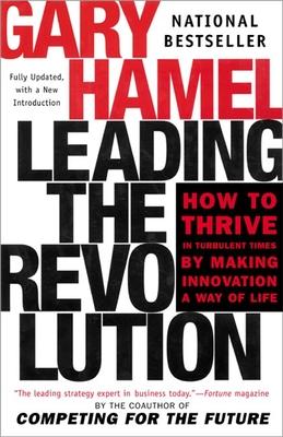Leading the Revolution - Hamel, Gary