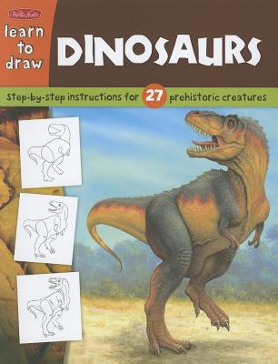 Learn to Draw Dinosaurs -