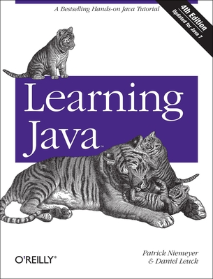Learning Java - Niemeyer, Patrick, and Leuck, Daniel