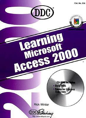 Learning Microsoft Access 2000 - DDC Publishing