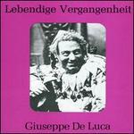 Lebendige Vergangenheit: Giuseppe de Luca