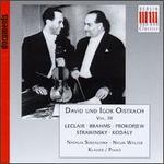 Leclair/Kodaly/Strawinsky/Prokofjew/Brahms