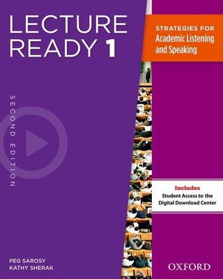 Lecture Ready Second Edition 1: Student Book -
