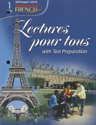 Lectures Pour Tous with Test Preparation - McDougal Littell (Creator)