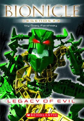 Legacy of Evil - Farshtey, Greg