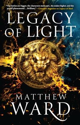 Legacy of Light - Ward, Matthew