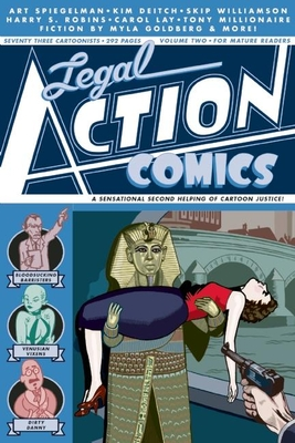 Legal Action Comics Volume 2 - Hellman, Danny (Editor)