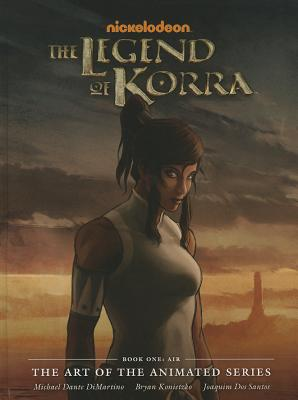 Legend Of Korra, The: The Art Of The Animated Series Book One - DiMartino, Michael Dante