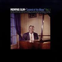 Legend of the Blues, Vol. 1 - Memphis Slim