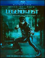 Legend of the Fist: The Return of Chen Zhen [Blu-ray] [Collector's Edition] - Andrew Lau