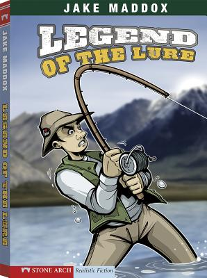 Legend of the Lure - Maddox, Jake