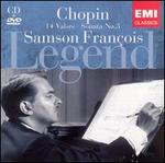 Legend: Samson François [CD & DVD]