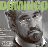 Legendary Performances of Domingo [Box Set] - Alfredo Mariotti (vocals); Anne Pashley (vocals); Attilio d'Orazi (vocals); Carlo del Bosco (vocals);...