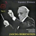 Legendary Treasures: Jascha Horenstein, Vol. 2