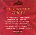 Legendary Voices, Vol. 1