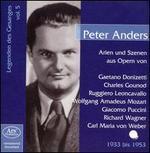 Legenden des Gesanges, Vol. 5: Peter Anders