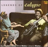 Legends of Calypso - Various Artists