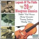 Legends of the Fiddle: 20 Bluegrass Favorites