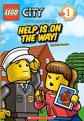 Lego City Adventures: Help Is on the Way! - Sander, Sonia, and Mada Design Inc (Illustrator)