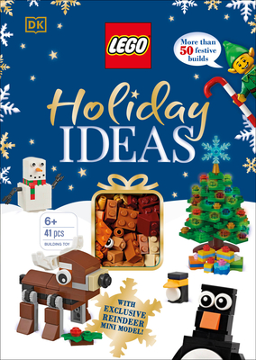 Lego Holiday Ideas: With Exclusive Reindeer Mini Model - DK