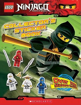 Lego Ninjago: Collector's Sticker Book - Scholastic