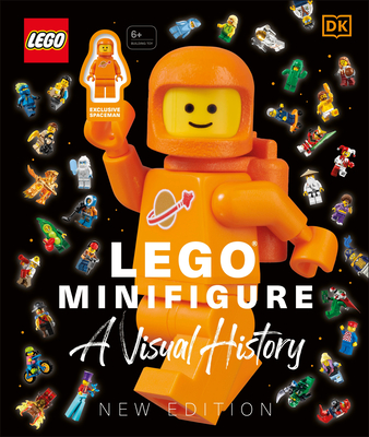 Lego(r) Minifigure a Visual History New Edition: With Exclusive Lego Spaceman Minifigure! - Farshtey, Gregory, and Lipkowitz, Daniel, and Hugo, Simon