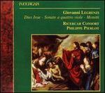 Legrenzi: Dies Irae; Sonata a quattro viole; Motetti