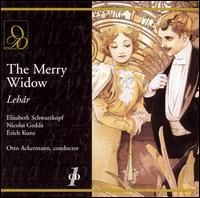 Lehár: The Merry Widow - André von Mattoni (spoken word); Anton Niessner (baritone); Anton Niessner (vocals); Elisabeth Schwarzkopf (vocals);...