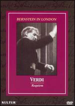 Leonard Bernstein: Bernstein in London - Verdi Requiem
