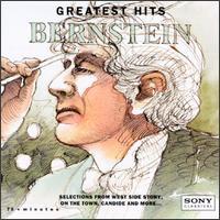 Leonard Bernstein: Greatest Hits - Deborah Sasson (soprano); George Chakiris (vocals); Katia Lab�que (piano); Marielle Lab�que (piano);...