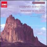 Leonard Bernstein: Serenade: William Schuman: Violin Concerto