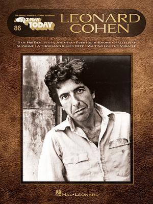 Leonard Cohen: E-Z Play Today #86 - Cohen, Leonard (Composer)